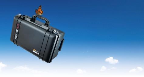 Nueva linea de maletas Pelican Air 1